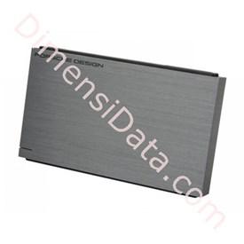 Jual Hard Drive LACIE Porsche Design USB 3.0 500GB [LAC301998]